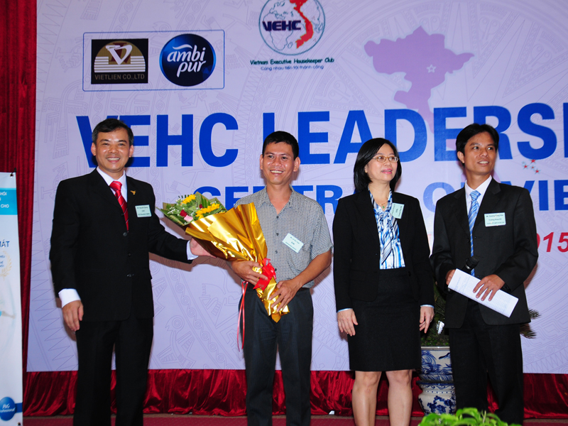 VEHC Leadership 2015 - TP Huế
