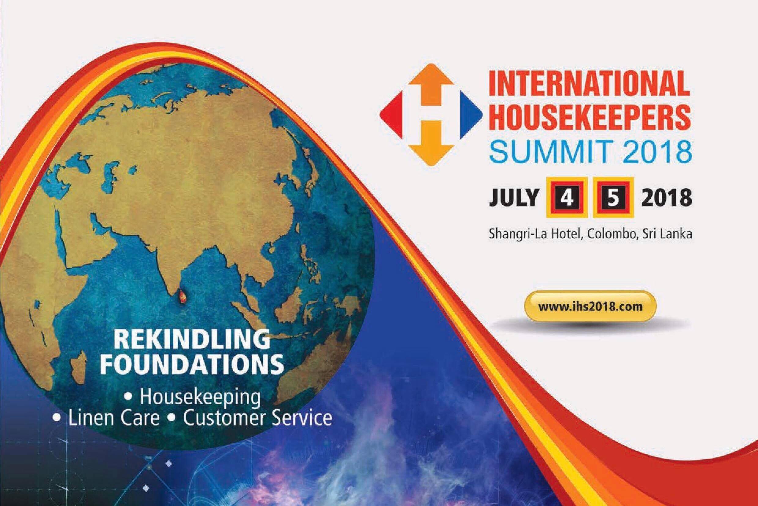 International Housekeepers' Summit 2018